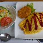 カフェレスト おしゃれ - 料理写真:今日のランチ