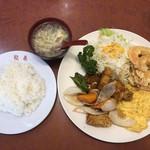 109071807 - B定食(940円)