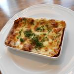 イタリア食堂 ピエーノ ディ ソーレ - ラザニア:あの人気リクエストメニューが遂にディナーメニューに登場