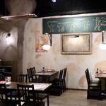 シカゴピザと7種のチーズフォンデュ食べ放題 Cheese kitchen - 大人な雰囲気のバル空間
