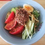 神武食堂 - 冷やし担々麺