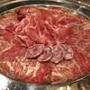 タヴェルナ・ポルチーニ - 料理写真:和牛の生ハムやプロシュート、白サラミの盛り合わせ