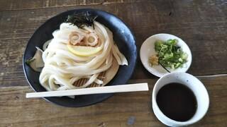 カマ喜ri - つけ麺 冷たいお出汁で