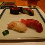 銀座寿司幸本店 - 料理写真:
