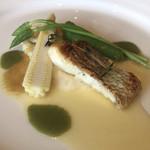 RISTORANTE INCROCI - 真鯛のポワレ