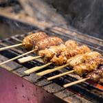 鶏と蕎麦。玄 - 料理写真: