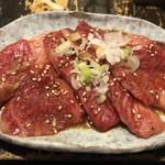 109085793 - 中落ちイチボは肉の甘味と濃い味わいでめっちゃ美味い。