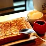 スロー ジェット コーヒー - 《期間限定morning》バナナハニートースト