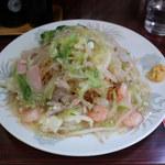 109088453 - 皿うどん 細麺