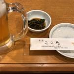 食酒 こころ - ドリンク写真: