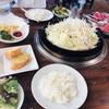アサヒビール園 - 料理写真:ジンギスカンのペアセット