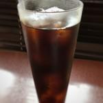 TOKI - ◆アイスコーヒー・・量もタップリ