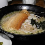 中華料理 濃河 - 醤油ラーメン