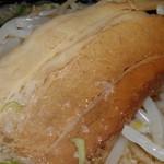 中華料理 濃河 - チャーシュー