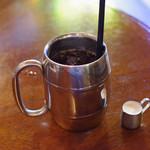 喫茶ジャワ - アイスコーヒー