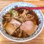 くじら食堂 - 料理写真:くじら食堂 nonowa 東小金井店(醤油 750円)
