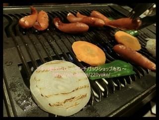 ビアガーデン&ハワイアン お肉で宴会 新宿西口店