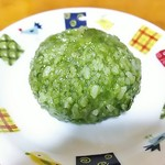 吉川食品 - よもぎおはぎ