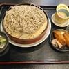 東川楽座 笹一 - 料理写真:ランチセット「手打ちそばセット」