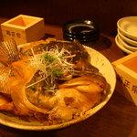 米蔵 - おっきな鯛のかぶと煮