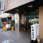 町田豆腐店 - くるるの裏通りを旧甲州街道方面に行った右側。