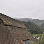 長治庵 - 茅葺き屋根
