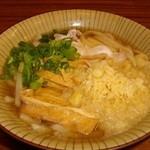 つどいの店 芳蘭 - 料理写真:うどん600円