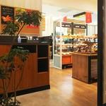 アペティートカフェ - 店内の雰囲気