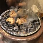 炭焼塩ホルモン『あ』神戸酒場 -