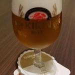 キリンシティ - 思うんだけど、4分もかけてビール入れたらぬるくならないか?