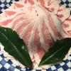 まつもと - 料理写真:なんと綺麗なアグー豚! これで400gですから一人で食べられますね