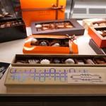 DEPLA POL CHOCOLATIER - ショコラショーケース