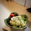 平八 - 料理写真:ポテトサラダ