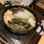 馬肉料理 吉兆 - お鍋