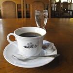 キャトルセゾン - 炭焼コーヒー400円