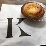 KINOTOYA BAKE - 焼きたてチーズタルト 183円