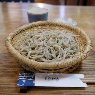 蕎麦 坐忘 - 料理写真: