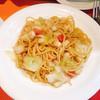 カーサパスト - 料理写真:小柱 フレッシュトマト きゃべつのオイルスパゲティ