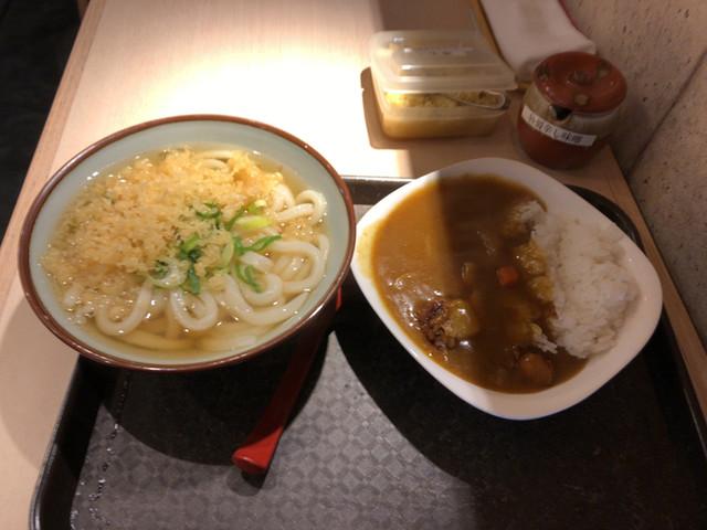 そば新 蒲田西口店>