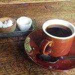 ジェラテリア HANA - HANAブレンドコーヒー