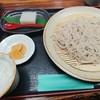 遊里庵 - 料理写真:高原もりそば 800円(込)