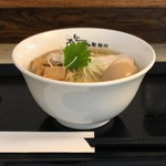 桜木製麺所 - 味玉中華塩の大