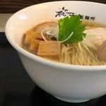 桜木製麺所 - 左