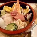 吉野鮨 - 料理写真:ランチチラシ1000円