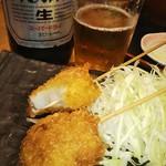 浪速鶏から 北野屋 - 長芋串カツ