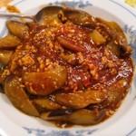 一番飯店 - 麻婆茄子定食