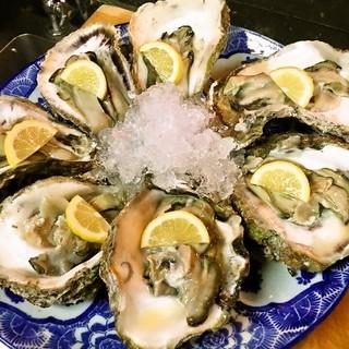 新鮮な旬の魚介類が楽しめます!!