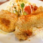 小古食堂 - 料理写真:ポーク焼き