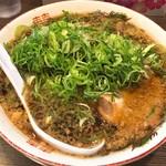 麺や 京水 - 料理写真:らぁめん並(500円)