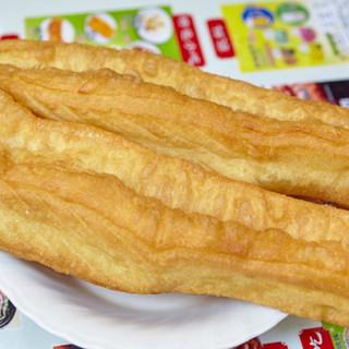 タピオカミルクティーは全品250円!揚げパン×豆乳も美味!
